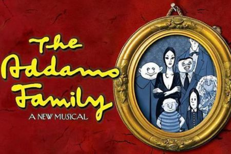 Addams Family Opens this Friday!